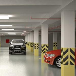 Автостоянки, паркинги Верхнего Мамона