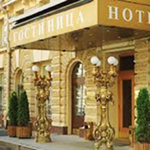 Гостиницы Верхнего Мамона