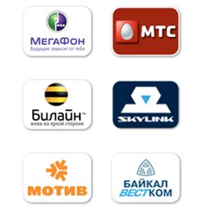 Операторы сотовой связи Верхнего Мамона